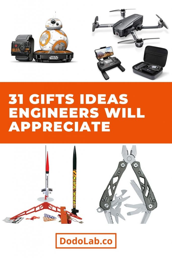 Gifts Ideas Engineers will Appreciate