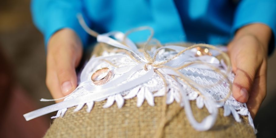 What Does a Ring Bearer Do?