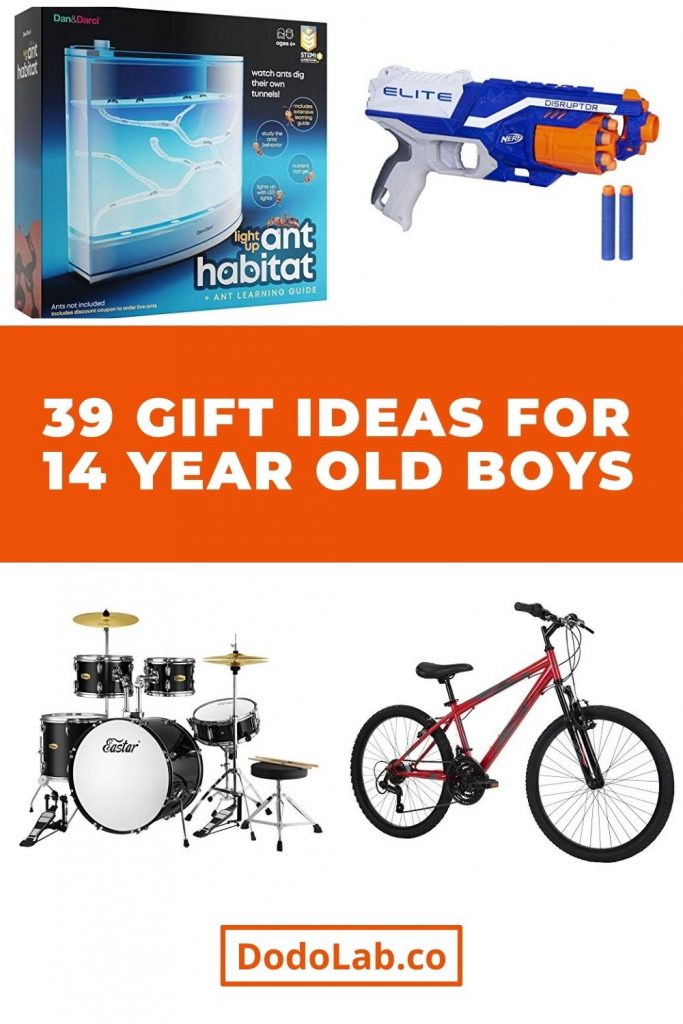 39 Gift Ideas For 14 Year Old Boys