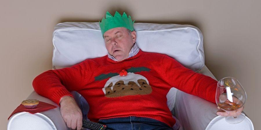 sleep on a futon